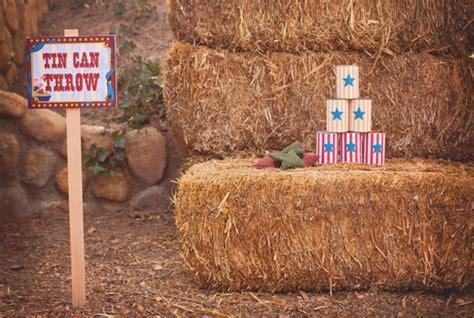 vintage county fair birthday evite
