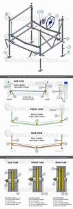 Shorestation Boat Lift Cable Diagram