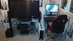 meuble chambre gamer gawwalcom With meuble xbox one