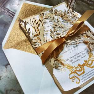 laser cut tree wedding invitations With laser cut wedding invitations tree uk