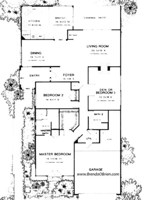 saddlebrooke floor plan kachina model