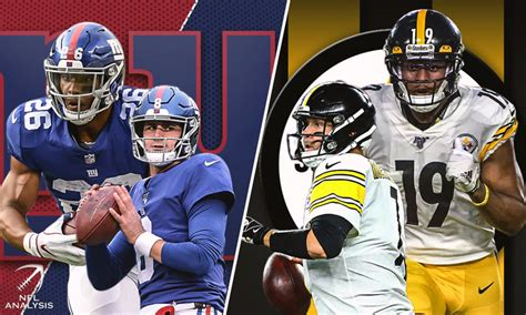 5 bold predictions for Steelers vs. Giants in Week 1 of ...