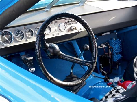 1971 Plymouth Road Runner, Raced By Richard Petty, At The
