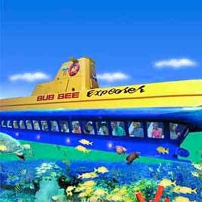 Boat Ride Cancun by Submarine Boat Tour In Cancun Wonderous World