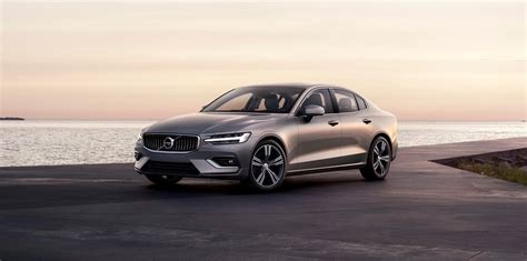 2019 Volvo S60 Starts At $36,795, Subscribe For $775 A