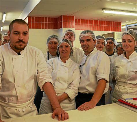 formateur cuisine le télégramme lannion greta un restaurant pédagogique