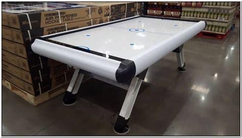 sportcraft air hockey table costco design innovation