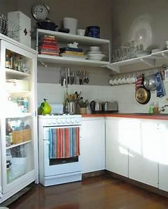 Küchentisch Für Kleine Küche : 25 schicke design ideen f r kleine k che n tzliche ~ Indierocktalk.com Haus und Dekorationen