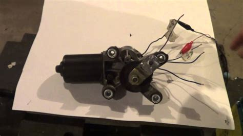 Corvette Windshield Wiper Motor Wiring Diagram