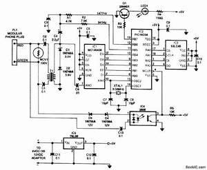 International Loadstar Wiring Diagram : telephone call restrictor analog circuit basic circuit ~ A.2002-acura-tl-radio.info Haus und Dekorationen