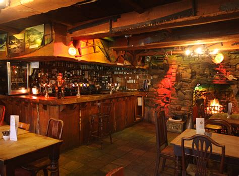 The Oak Tree Inn, Balmaha, Loch Lomond