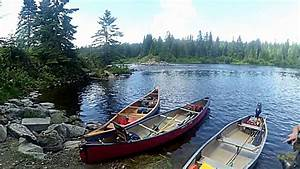 Canoeing The Allagash Wilderness Waterway YouTube