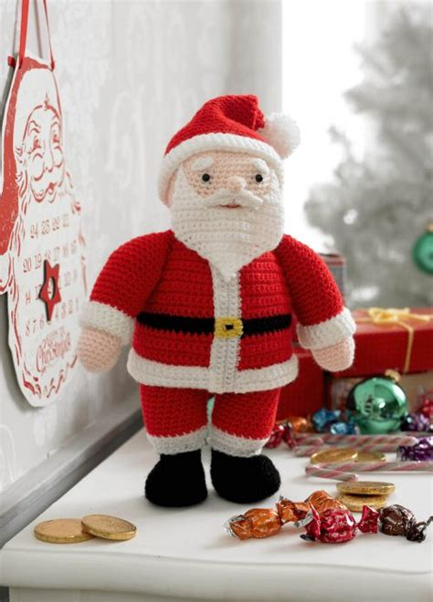 christmas crochet book  king cole