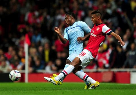 Soccer – Capital One Cup – Third Round – Arsenal v ...