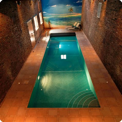 Small Indoor Pool On Pinterest  House, Pools And Indoor Pools
