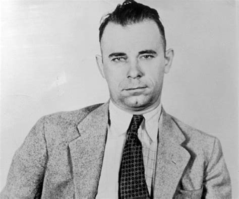 john dillinger biography childhood life achievements