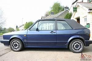 1992 Volkswagen Golf Karmann Convertible