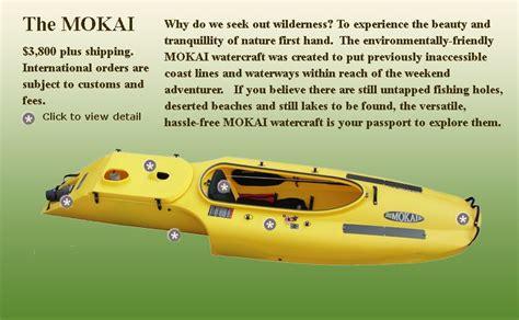 Mokai Boat by Mokai Kayak With Motor 3800 Kayaking