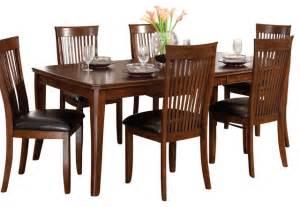 Standard Furniture Regency-piece Dining Room Set