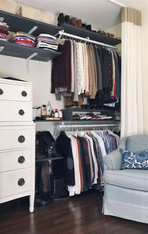 Closet Organization Ideas For Apartments by Berry Nothing As Satisfying As A Freshly Mmn