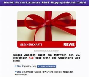 Rewe Geschenkkarte Aufladen : n chste frage rewe 500 euro gutschein bei facebook ~ Buech-reservation.com Haus und Dekorationen