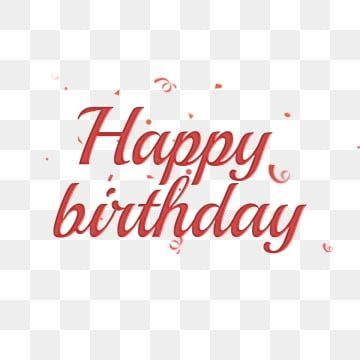 Let adobe spark be your birthday card design expert. Simple Happy Birthday Font Design in 2020   Happy birthday font, Happy birthday text, Happy ...