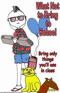 Poster  056 - Student Discipline Poster
