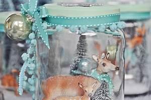 Dekoschnee Selber Machen : diy winterwunderland im glas mein selbstgemachtes schneeglas ~ Watch28wear.com Haus und Dekorationen