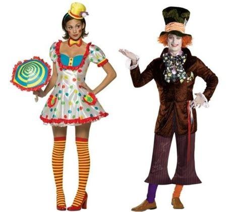 lustige kostüme damen clown kost 252 m damen hutmacher lustige verkleidung festival