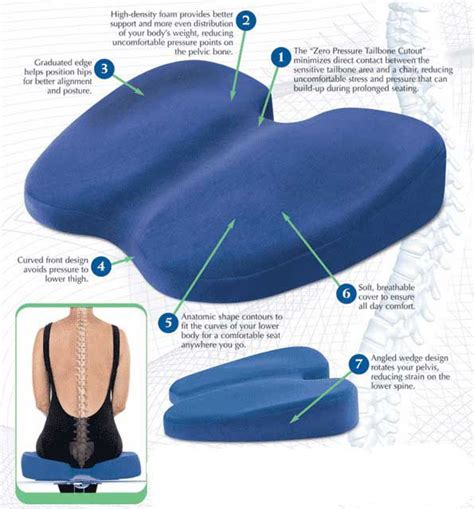 fitness back seat cushion if you are