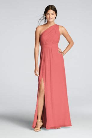 coral color dresses coral wedding color coral dresses for weddings david s