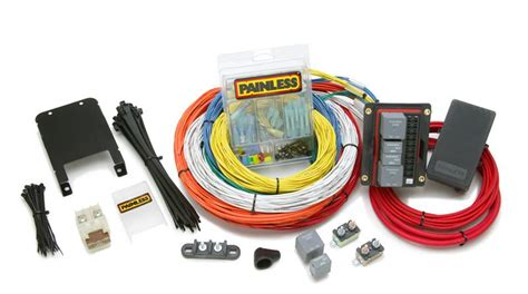 Lt1 Fuse Box Kit by 10144 Customizable Road Harness 15