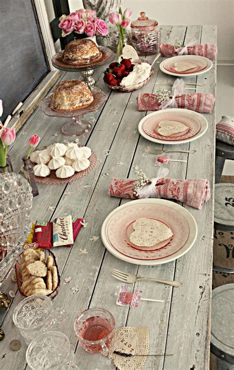 40 Sweet Shabby Chic Valentine's Day Décor Ideas ...