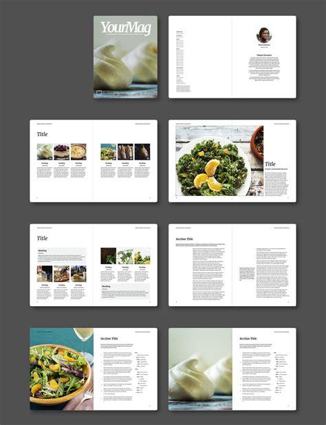 indesign magazine templates creative cloud blog