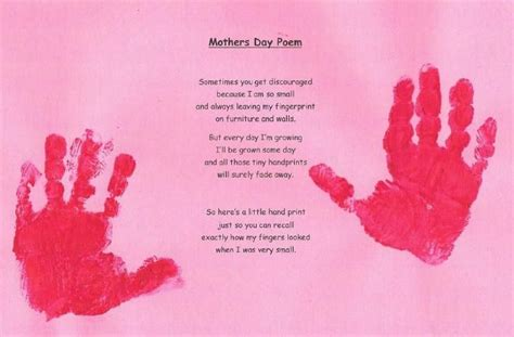 mothers day poems mothers pampered