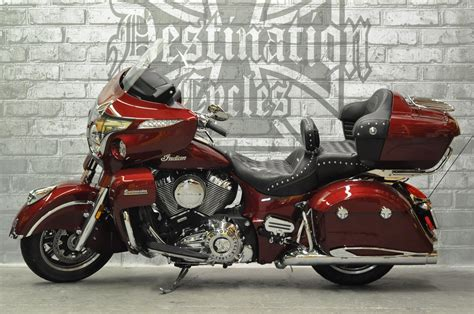 2017 Indian Roadmaster Sold