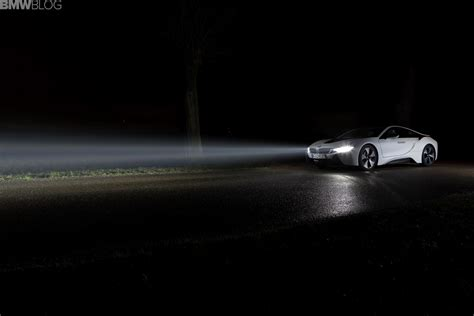 bmw i8 laser lights bmw laserlights will be celebrating their world premiere