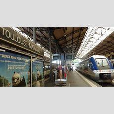 French Rivera Biarritz Train Travel Holiday