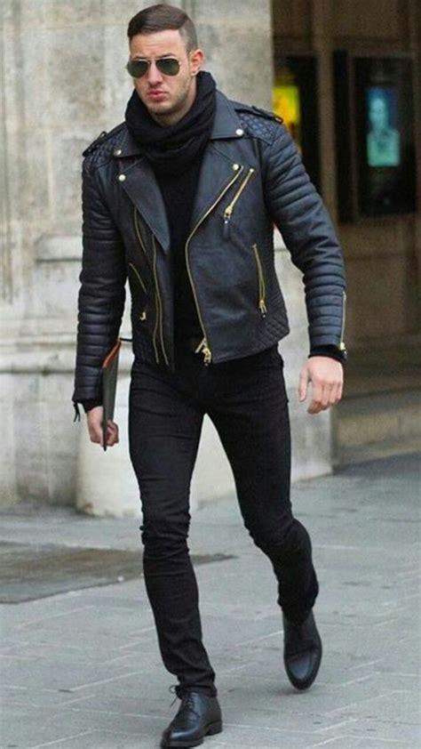 Best 25+ Mens biker jacket ideas on Pinterest | Mens leather biker jacket Mens fashion leather ...