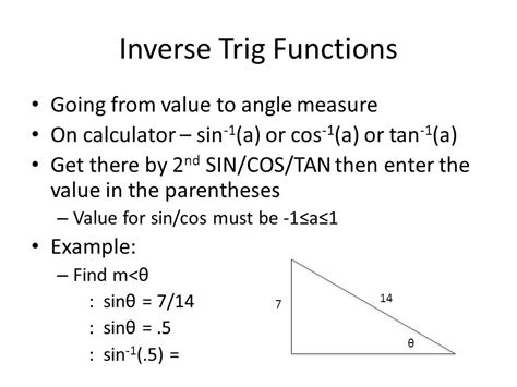 Trigonometric Functions  Ppt Video Online Download