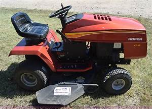 Roper Lt12 Lawn Mower
