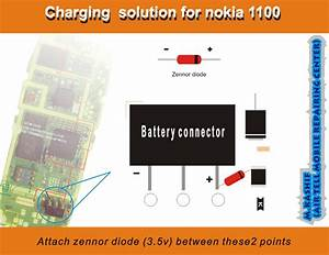 Free Nokia 1100 Not Charging Solution
