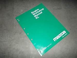 1998 1999 2000 Mazda 626 2 5l Engine Rebuild Shop Service Repair Manual Dx Lx Es