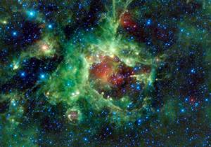Space Images   Pointing a Finger at Star Formation