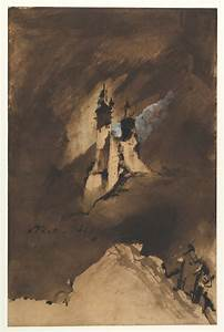 Victor, Hugo, U2019s, Blotto, Drawings, In, Coal, Dust, And, Blood, 1848