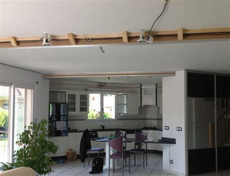 pose de plafond tendu 224 st en faucigny r 233 alisations
