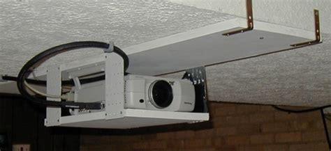 diy screen ceiling mount  panasonic pt lxu avs