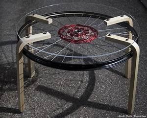 Roue Table Basse : cr er des tables gigognes avec des roues de v lo roues ~ Edinachiropracticcenter.com Idées de Décoration
