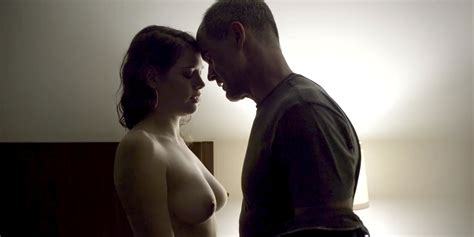 Naked Olivia Luccardi In House Of Cards