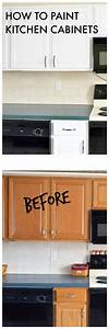 painting kitchen cabinets create and babble With kitchen colors with white cabinets with how to make facebook stickers